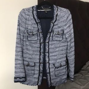 NWOT White House black market jacket